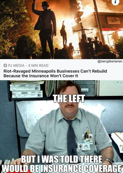riot ravaged minneapolis cant rebuild insurance wont cover was told there was left