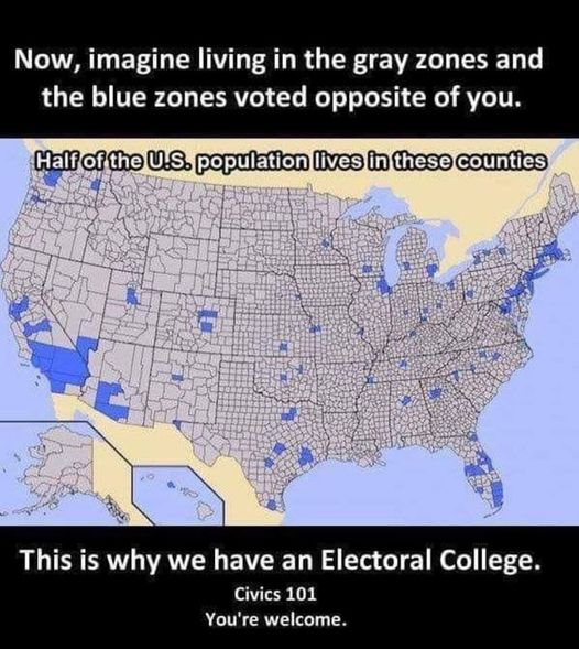 lesson us population blue zones electoral college civics 101