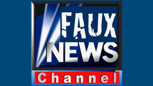 faux fox news channel