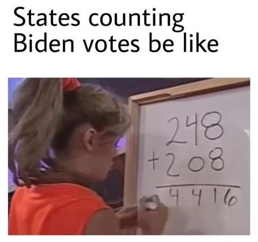 states counting biden votes chart addition 248 4416