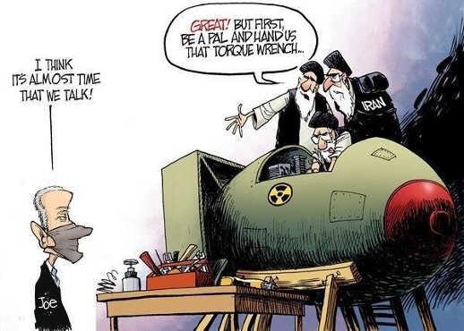joe biden iran nuke torque wrench