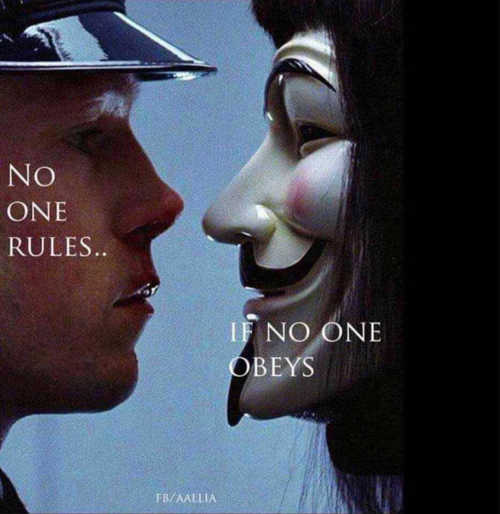 message no one rules if no one obeys v vendetta
