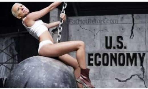 joe biden wrecking ball us economy miley cyrus