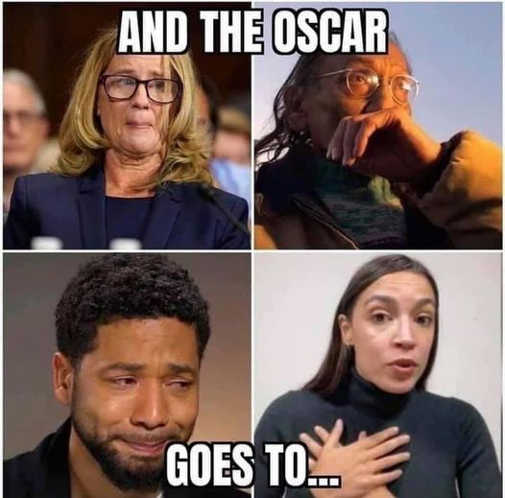 oscar goes to smollett aoc ford