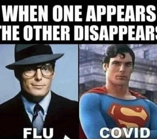 clark kent superman covid when one disappears