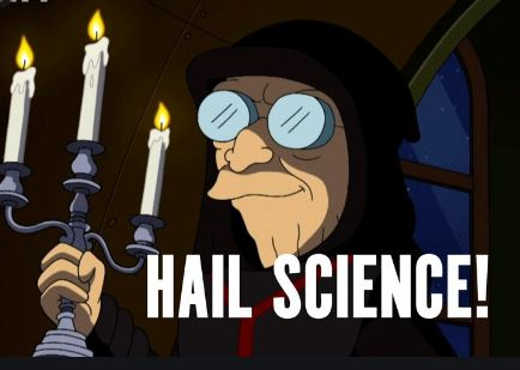 hail science candles