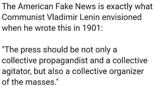 quote lenin press collective propagandist organizer agitator