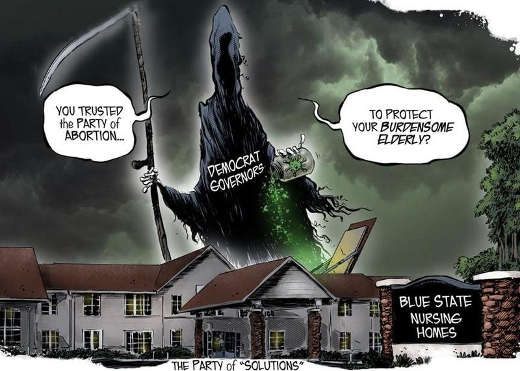 trusted party of abortion protect burdensome elderly blue state governors