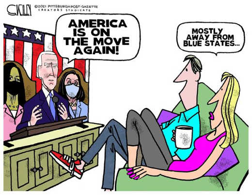 joe biden america on move again away from blue states