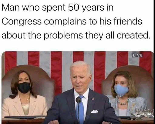 man who spent 50 years congress complains problems they all created