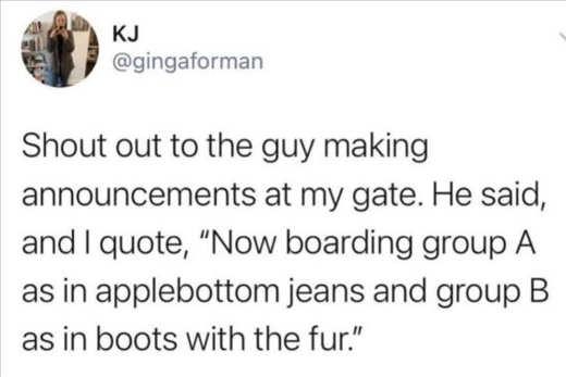 tweek kj airport applebottom jeans boots with the fur