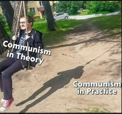 communism in theory swing practice noose