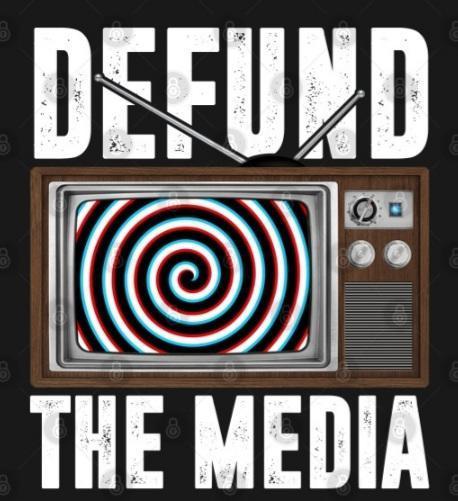 message defund the media hypnosis