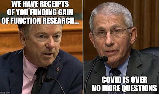 rand paul wuhan research covid fauci no more questions.jp