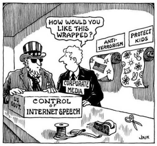 box control internet speech wrapped protect kids anti terrorism