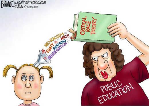 public education dumping crc racism marxism socialism kids