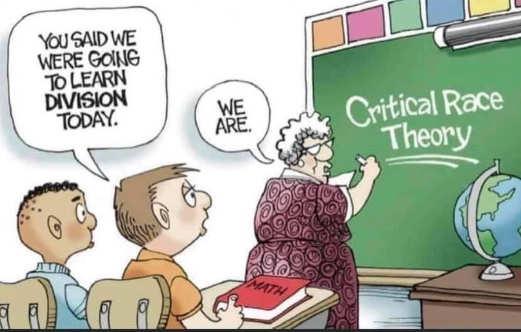 teacher critical race theory crc lesson division