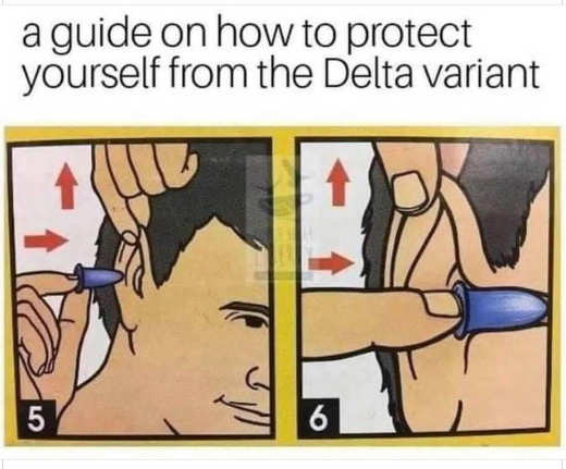 guide to protect delta covid variant earplugs media