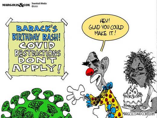 obama birthday bash covid restrictions dont apply