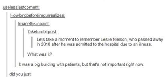 honor lielie nielsen hospital big building with patients