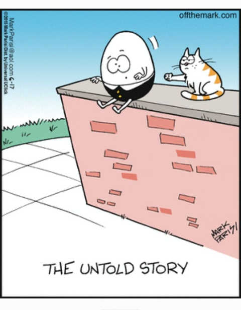 humpty dumpty untold story cat knocked off