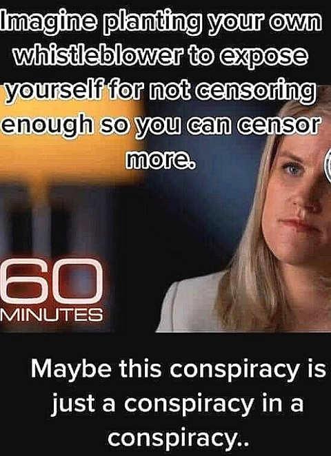 facebook whistleblower conspiracy censorship