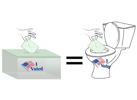 wasting-votes