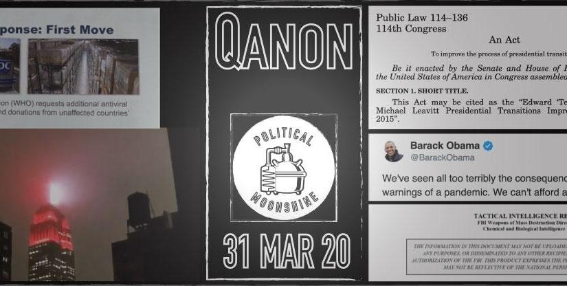 """QANON/UPDATE: IT FEELS LIKE SOMETHING IS BEGINNING TO HAPPEN – BY FAR – WEIRDEST PERIOD IN MY LIFETIME – Seems Pelosi, FBI and a bunch of others had foreknowledge… but """"IMPEACHMENT"""""""