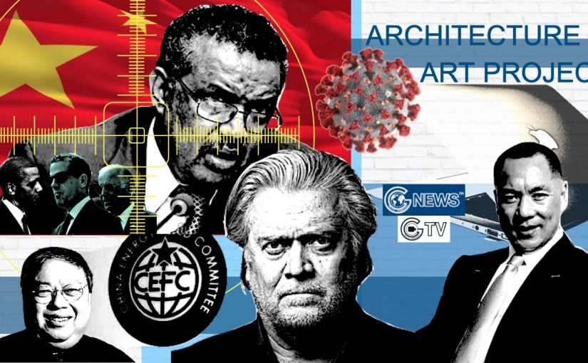 Devastated By Deception – Tedros, China and the CCP