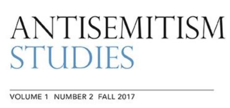 """On Heidegger's Anti-Semitism"" - Richard Wolin"