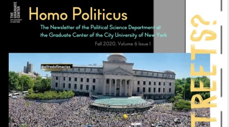Read the Fall 2020 Edition of Homo Politicus