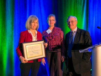 May Katzenstein Receives Goodnow Award