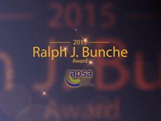 View Bunche Award