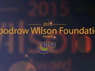 View Wilson Award