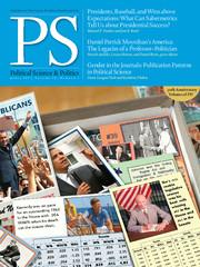 ps-_political science & politics