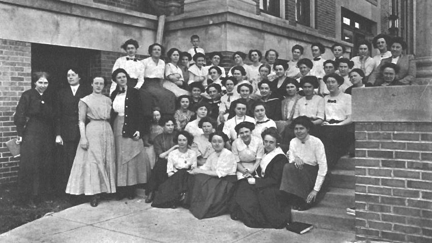 WMU-suffragists-banner