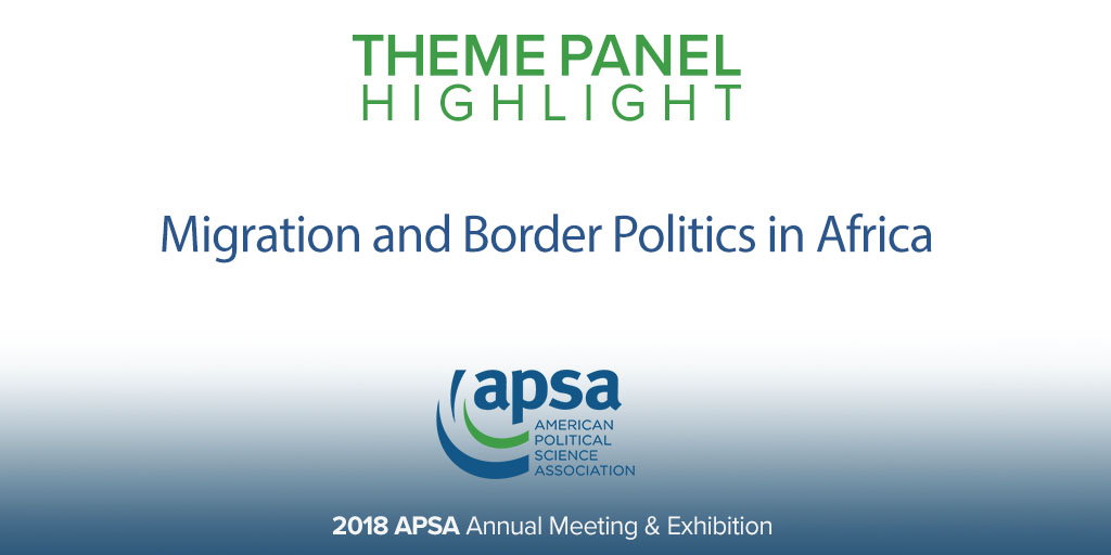 Migration and Border Politics in Africa