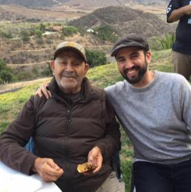 Abuelo Jose and I