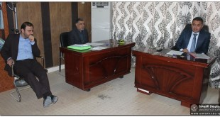 كلية العلوم السياسية في جامعة الكوفة تقيم حلقة نقاشية بعنوان ( اثر الانتصارات على تنظيم داعش في تحقيق التعايش السلمي )