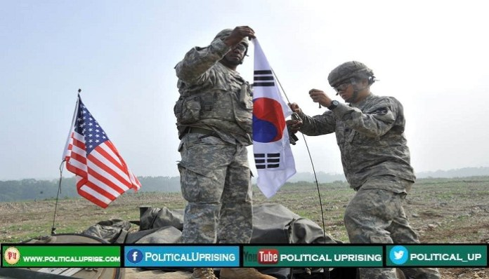 Soldier died in South Korea