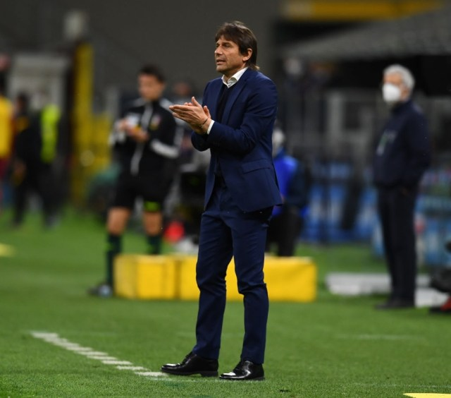 Antonio Conte Finally Gives Man United Condition Amid Possible Ole Replacement 1