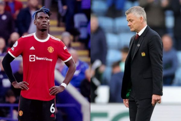 Paul Pogba Aims Serious Dig At Ole Solskjaer As He Makes Man United Board Demand After Leicester Loss