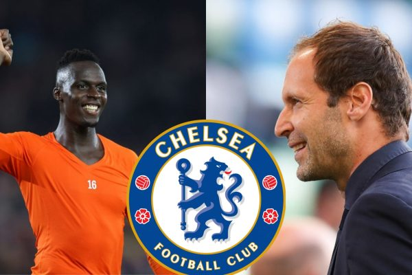 Petr Cech Sends Message To Edouard Mendy After The Senegalese Matched His Chelsea Record