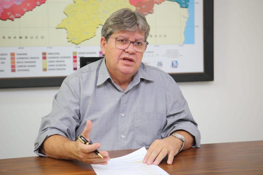 Em abertura de ano legislativo da ALPB, João Azevêdo anuncia 5,9 bi em investimentos