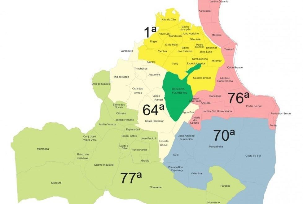 Cícero vence em quatro das cinco zonas eleitorais da capital, mas diferença de votos é baixa