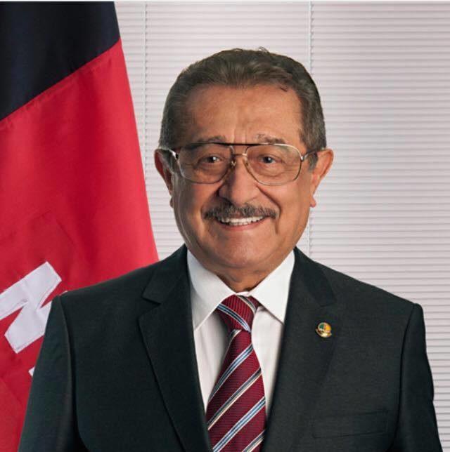 Com Covid-19, José Maranhão é transferido para UTI