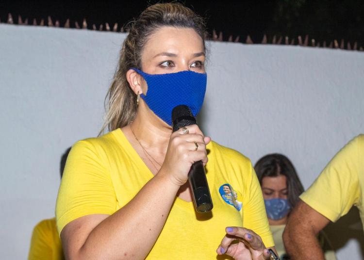 Liderança estadual: Camila Toscano fecha 2020 com corpo e território político ampliados