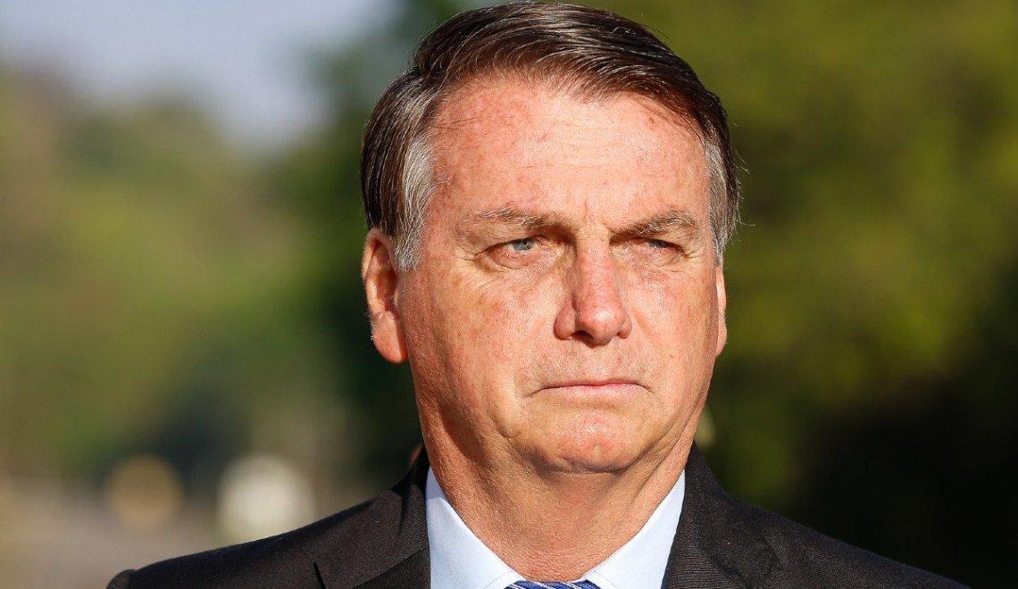 """""""Filho da p…"""", diz Bolsonaro sobre Barroso. Veja vídeo"""