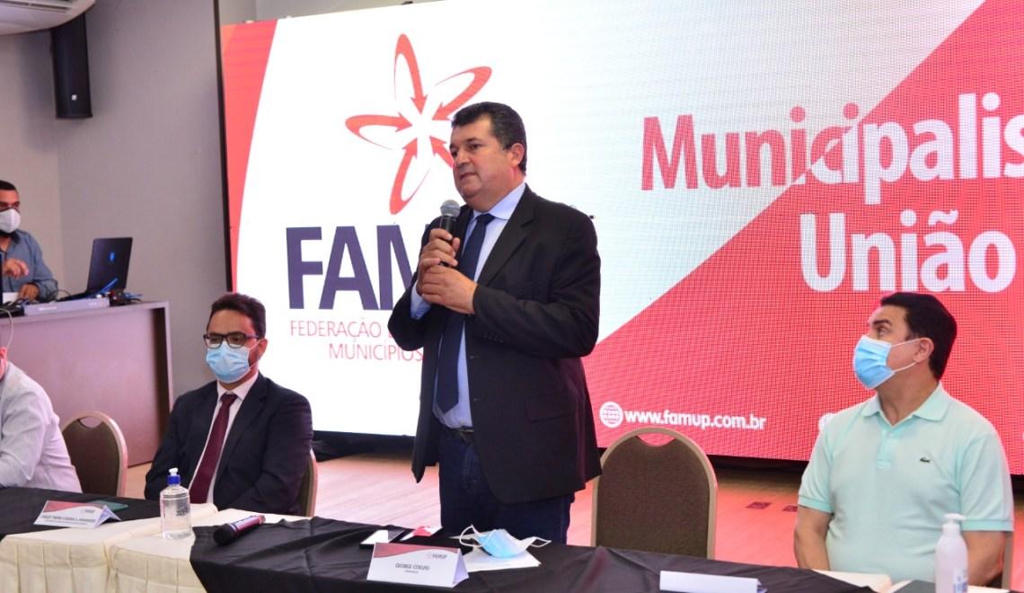Famup: George Coelho é empossado e quer expandir alcance da Federação