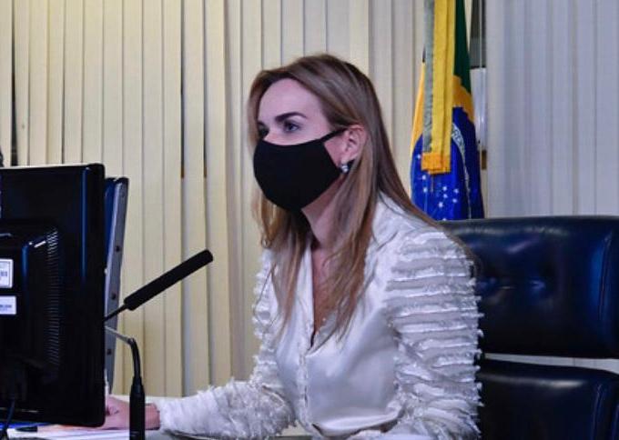 Daniella Ribeiro consegue 70 ventiladores para rede hospitalar de João Pessoa